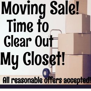 Dresses & Skirts - 🎊🎉MOVING SALE🎊 WILL BE DONATING MOST ITEMS 6/01